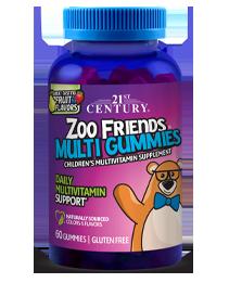 Zoo Friends® Multi Gummies
