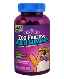 Zoo Friends® Multi Gummies