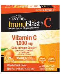 ImmuBlast®-C Ultimate Orange