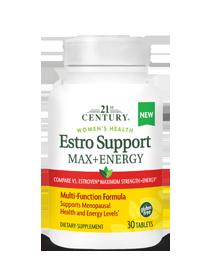 Estro Support Max + Energy