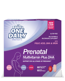 PreNatal Multi Plus DHA Two Step
