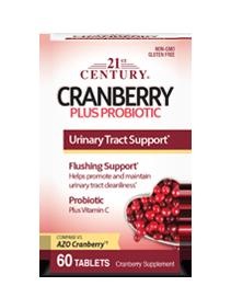 Cranberry Plus Probiotic