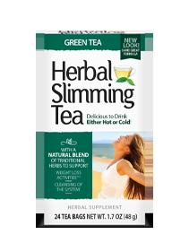 Herbal Slimming Tea - Green Tea Bags