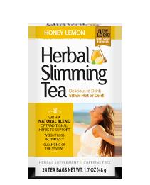 Herbal Slimming Tea Honey Lemon