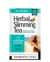 Herbal Slimming Tea - All Natural Tea Bags